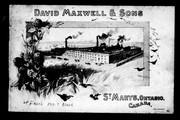 David Maxwell & Sons, St. Marys, Ontario, Canada