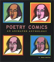 Cover of: Poetry Comics