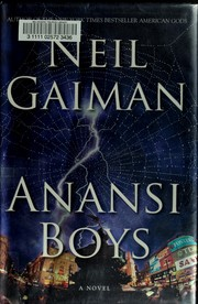 Cover of: Anansi boys by Neil Gaiman