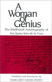 Cover of: Woman of Genius