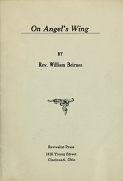Cover of: On angel