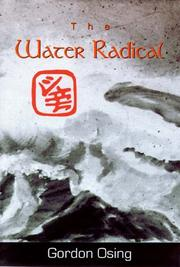 Cover of: The water radical