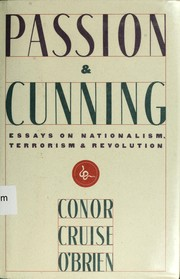 Cover of: Passion and Cunning