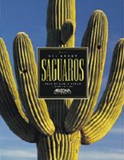Cover of: All About Saguaros | Carle Hodge