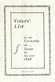 Cover of: Voters