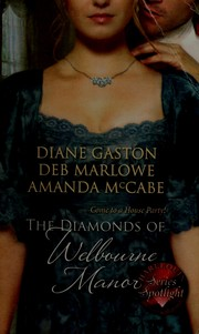 Cover of: The diamonds of Welbourne Manor |