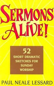 Cover of: Sermons alive!