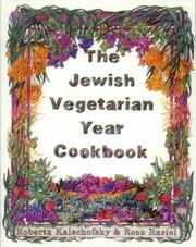 Cover of: The Jewish vegetarian year cookbook