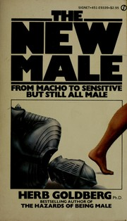Cover of: The new male | Herb Goldberg