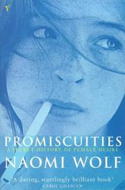 Cover of: Promiscuities a Secret History of Female