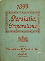 Persiatic ... preparations