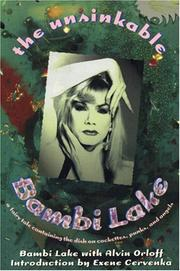 Cover of: The unsinkable Bambi Lake