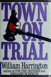 Cover of: Town on trial
