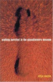 Cover of: Walking barefoot in the glassblowers museum | Ellyn Maybe