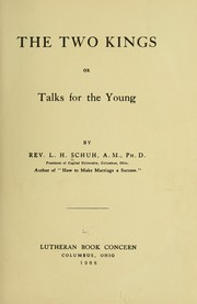 Cover of: The two kings