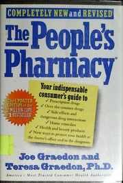 Cover of: The people's pharmacy, completely new and revised | Joe Graedon