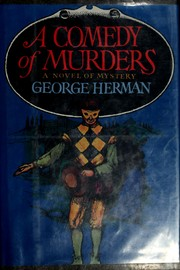 Cover of: A comedy of murders