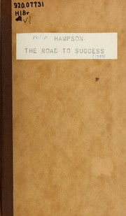 Cover of: The road to success