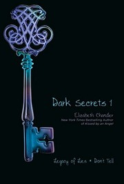 Dark Secrets 01 Legacy of Lies and Don't Tell