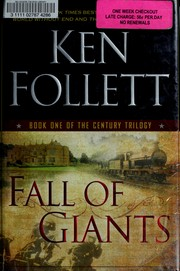 Cover of: Fall of giants | Ken Follett