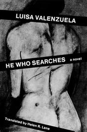 Cover of: He who searches