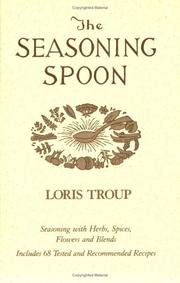 Cover of: The Seasoning Spoon