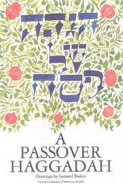 Cover of: A Passover Haggadah