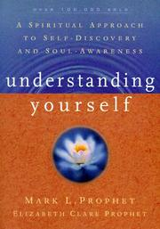 Cover of: Understanding Yourself | Elizabeth Clare Prophet