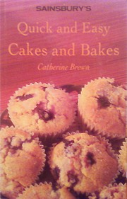 Cover of: Quick and Easy Cakes and Bakes