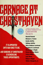Cover of: Carnage at Christhaven |