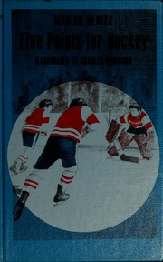 Cover of: Five points for hockey. | Marion Renick