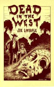 Cover of: Dead in the West