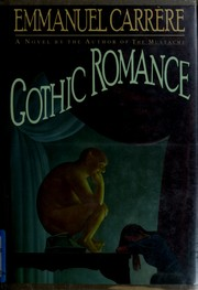 Cover of: Gothic romance
