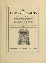 Cover of: The home of beauty