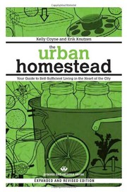 Cover of: The Urban Homestead |