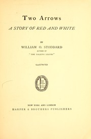 Cover of: Two Arrows: a story of red and white