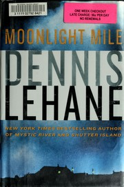 Cover of: Moonlight mile