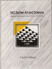 M. C. Escher by International Congress on M.C. Escher (1985 Rome, Italy)