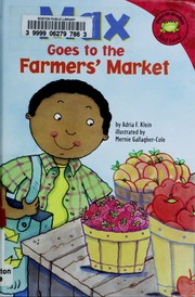 Cover of: Max goes to the farmers' market