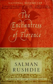 Cover of: The enchantress of Florence: a novel