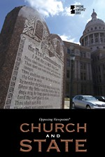 Cover of: Church and state | Lynn M. Zott