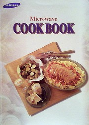Cover of: Microwave Cook Book |