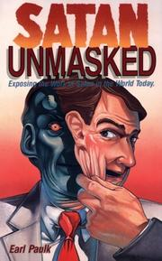 Cover of: Satan unmasked