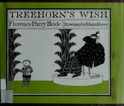 Cover of: Treehorn's Wish (The Adventures of Treehorn #3)