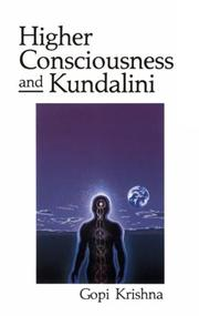 Cover of: Higher Consciousness and Kundalini