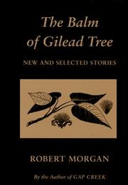 Cover of: The balm of Gilead tree