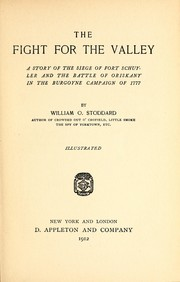Cover of: The fight for the valley