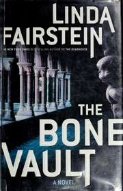 Cover of: The bone vault | Linda Fairstein