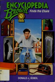 Cover of: Encyclopedia Brown Finds the Clues