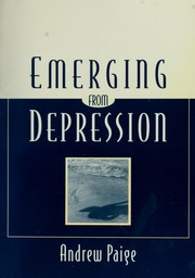 Cover of: Emerging from Depression | Andrew Paige